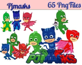 PJMasks clip art 300dpi,PJMasks clipart,PJMasks png,PJMasks cut files,PJMasks iron on,PJMasks party,PJMasks vinyl,PJMasks cut out,PJMasks