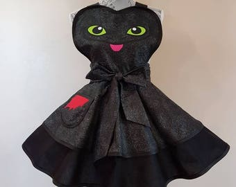 Toothless Cosplay Apron