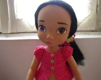 3 pieces set for Disney animator doll