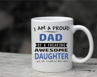 Proud Dad/Mug