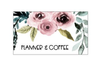 Planner & Coffee Collection