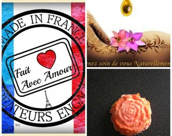 multifruits rose scent SOAP