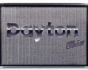 Dayton Ohio Fender Amp FRIDGE MAGNET Guitar Bass Amplifier
