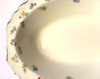 Lido W. S. George Camarytoke Cream Bowl Made in U.S.A.