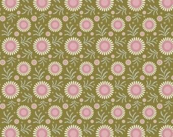 Mistletoe sunflower green 50 X 55 cm