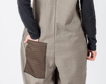 Suit MoD. Licorice/Beige/Brown