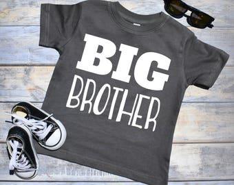 Big Brother Shirt. Pregnancy Announcement Shirt. Big Brother Tee. Pregnancy Reveal Shirt. Big Brother Announcement Shirt.