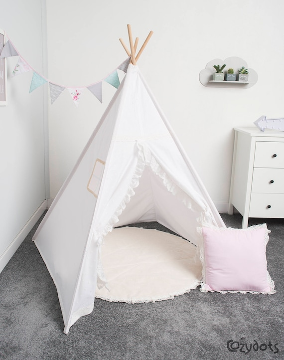 tente tipi indien tente de jeu pour enfant tipi tipi pour. Black Bedroom Furniture Sets. Home Design Ideas
