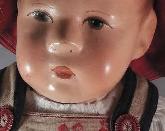 Antique Kathe Kruse doll I / Kaethe Kruse Puppe I ca. 1930/40 (Kathe Kruse)