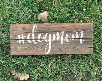 Dog mom, Dog sign, Dog lover sign, Pet sign, Dog decor, Pet Decor, Dog Rescue, Dog Lover gift, Dog gift, Pet gift, Dog fur sign, Love pets