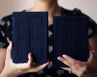 А6/A5, River Song's Journal, River Song's Book , Tardis Notebook, Doctor Who