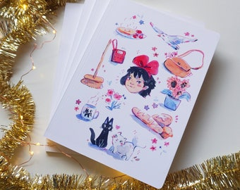 Kiki's Delivery Service Notebook