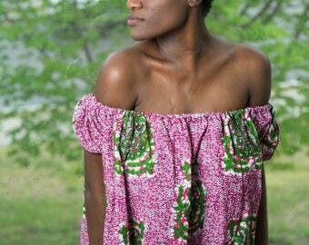 jummie Off shoulder dress
