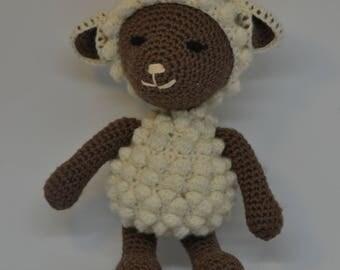 mouton crochet
