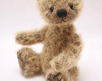 Henry the bear OOAK artist bear