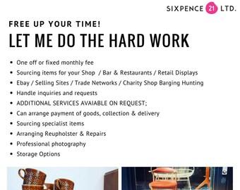 Freelance Buyer / Furniture Sourcer