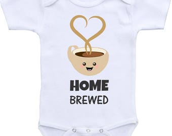 Home Brewed Baby onsies for girls baby clothes baby onsies for boys baby clothes baby boy onesie baby girl onesie baby boy gift