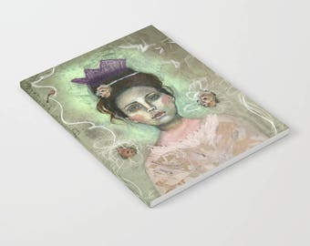 Notebook Beauty from Ashes