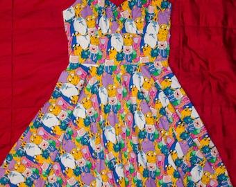 Adventure Time Rockabilly Dress size 16