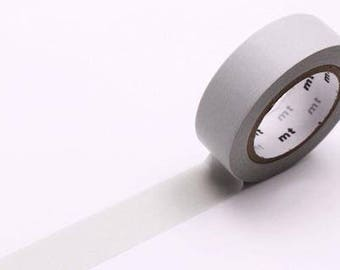Mt Tape: Pastel Grey