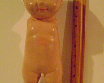 Vintage Composition Buddy Lee Armless Doll