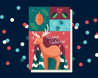 Have a Buck'n good holiday!