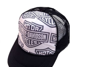 Harley Trucker Hat- Youth Size