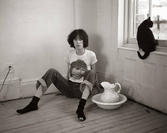 PATTI SMITH Poster - 3 Size Options - Includes a Free Surprise A3 Poster (2)