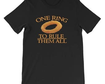 Onion Ring - One Ring To Rule Them All