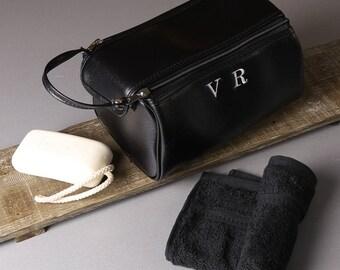 Personalised Wash Bag Set