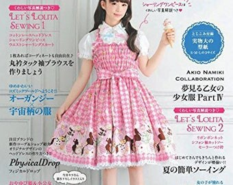 """Japanese Sewing Book,""""Otome no Sewing Book vol.11"""",[4834744116]"""