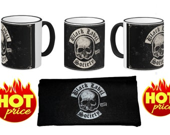 Black Label Society mug + Tobacco Pouch