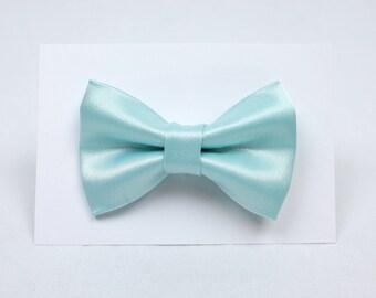 Tiffany Satin Hair Bow
