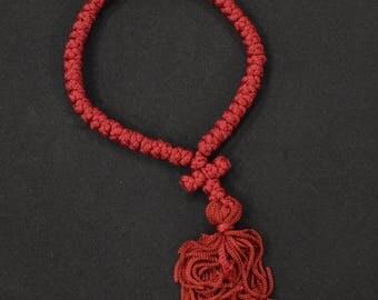 50 Knots Prayer Rope Komboskini Chotki Brojanica Четки Handmade Greek Orthodox