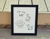 Downloadable Cat Art, Cat...