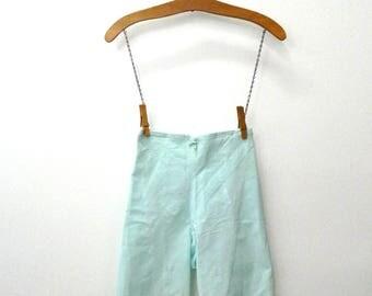 Vintage 1950s Bestform Women's Under Garmet Spandex Girdle...Size Lrg...5777...Baby Blue Color with Bow...Brand New Unworn...