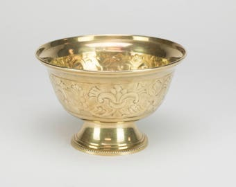 """7"""" Brass Bowl"""