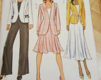 Butterick B4464 size 16 to 22