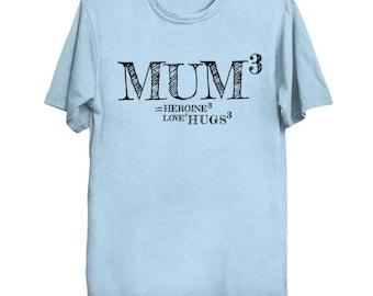 MUM CUBED | T-Shirt
