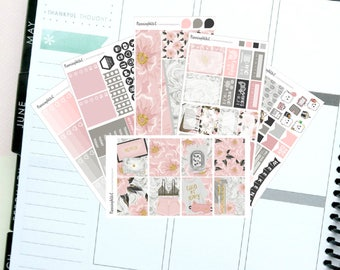 """Vacation/Me Time/Spa/Pamper """"Staycation""""  Themed Planner Stickers for Erin Condren, Kikki K, Filofax, Happy Planner, Websters Pages"""