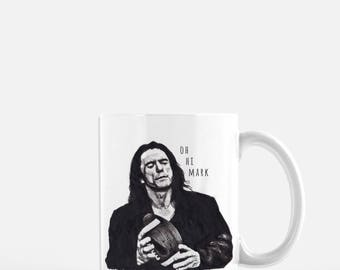The Room // Tommy Wiseau  // The Room Coffee Mug  // Tommy Wiseau The Room // Coffee Cup // Ceramic Mug // Ceramic Mug // Movie Mug