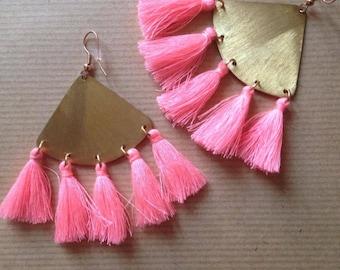 Earrings CANDY FLOSS