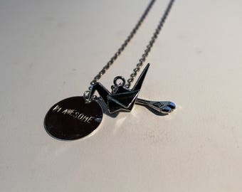 I'm awesome - The 100 Raven Reyes Necklace