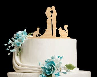 Cat wedding cake topper,cat wedding cake,cat cake topper wedding,cat cake,cat cake wedding topper,cat wedding,cat wedding gift,6382017
