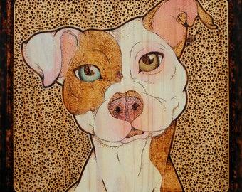 Canine . Giclee Art Print