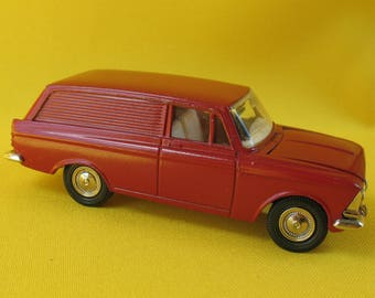 Russian MOSKVICH 434 1:43 Diecast Toy Soviet Scale Model Car USSR Made in USSR Car Collectible