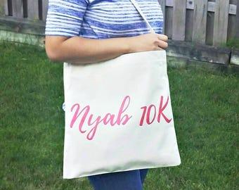 Hmong tote bag, Nyab 10k bag, Hmong gift, Hmong funny gift