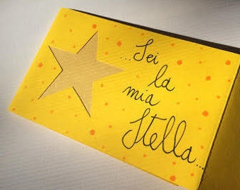EphemeraLetter: You're my star