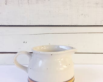 Vintage 1970's Midwinter Creamer | small pitcher | Made in England