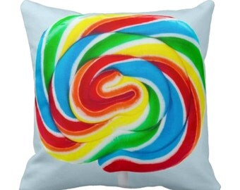 Lollypop Sweets - Candy - Cushion